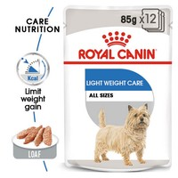 Royal Canin Light Weight Care Wet Dog Food Pouches big image