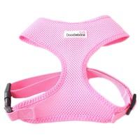 Doodlebone Airmesh Extra Small Dog Harness (Pink) big image