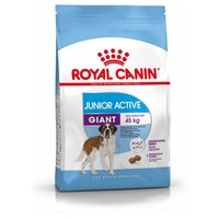 Royal Canin Giant Junior Active Dry Food for Dogs 15kg big image