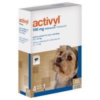 Activyl Spot-On Solution for Toy Dogs big image