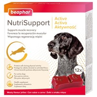 Beaphar NutriSupport Active for Dogs (Pack of 12) big image