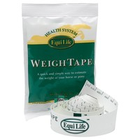 Horse Weigh Tape from Equi Life big image