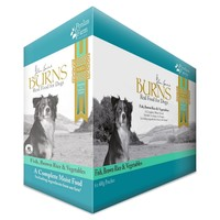 Burns Penlan Wet Dog Food Pouches (Fish) big image