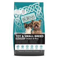 Burns Original Toy & Small Breed Dog Food (Chicken and Rice) big image