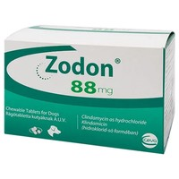 Zodon 88mg Chewable Tablets for Dogs big image