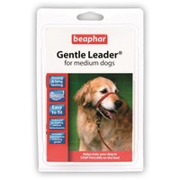 Beaphar Canac Gentle Leader Headcollar Red big image