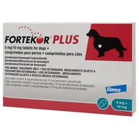 Fortekor Plus 5mg/10mg Tablets for Dogs big image