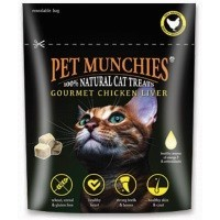 Pet Munchies Gourmet Chicken Liver Cat Treats big image