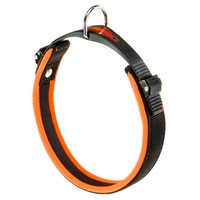Ferplast ErgoComfort Fluo Dog Collar (Orange) big image