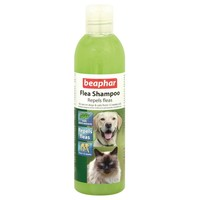 Beaphar Flea Repellent Shampoo for Cats & Dogs 250ml big image