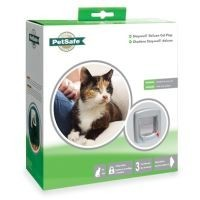 Staywell Petsafe Deluxe Cat Flap 340 big image