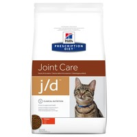 Hills Prescription Diet J/D Dry Food for Cats big image