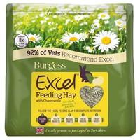 Burgess Excel Feeding Hay (Chamomile) 500g big image