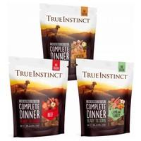 True Instinct Freeze Dried Complete Dinner Dog Food (Multipack) big image