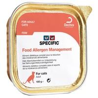 Specific Food Allergen Management Wet Cat Food big image