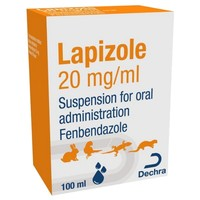 Lapizole 100ml Wormer for Rabbits big image