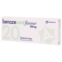Benazecare 20mg Flavoured Tablet for Dogs big image