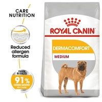 Royal Canin Medium Dermacomfort Dry Dog Food 10kg big image