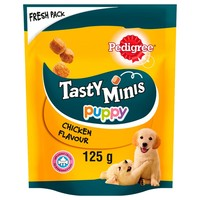 Pedigree Tasty Minis Puppy (Chicken) 125g big image