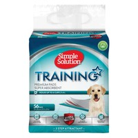 Simple Solution Puppy Training Pads big image