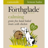 Forthglade Grain Free Calming Dog Treats (Chicken) big image