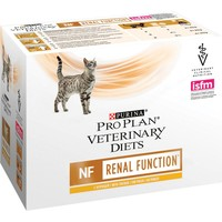 Purina Pro Plan Veterinary Diets NF St/Ox Renal Function Wet Cat Food Pouches big image