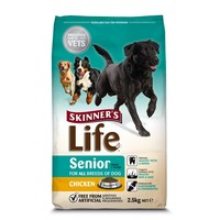 Skinners Life Senior Dog Food (Chicken) 12.5kg big image