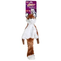 Animal Instincts Skin Flings Fox Dog Toy big image