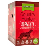 Natures Menu Country Hunter Dog Food 6 x 150g Pouches (Grass Grazed Beef) big image