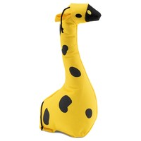 Beco Recycled Soft Dog Toy (George the Giraffe) big image