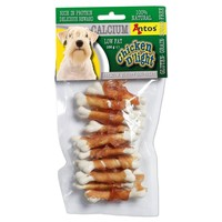 Antos Chicken D'Light Calcium Dog Treat 100g big image