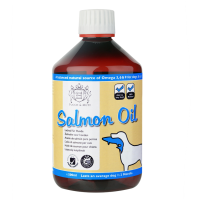 Pooch & Mutt Salmon Oil Omega 3 Supplement 500ml big image