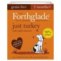 Forthglade Just Turkey Grain Free Dog Food big image