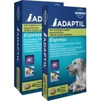 Adaptil Express Calming Tablets - From £6 77
