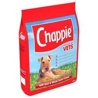 Chappie Complete Adult Dry Dog Food (Beef & Wholegrain) 15kg big image