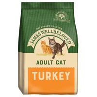 James Wellbeloved Adult Cat Dry Food (Turkey) big image