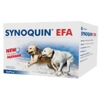 Synoquin EFA Joint Supplement Medium Breed Tablets (Pack of 120) big image