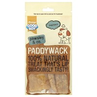 Good Boy Pawsley & Co Paddywack Natural Dog Treats 200g big image