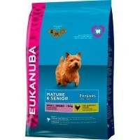 Eukanuba Mature Senior Dog Food Small Breed 1kg big image