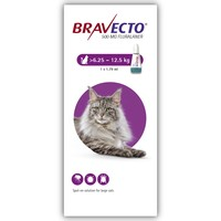 Bravecto 500mg Spot-On Solution for Large Cats (Single Pipette) big image