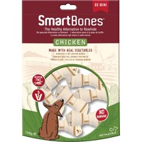 SmartBones Natural Dog Chews (Chicken) big image