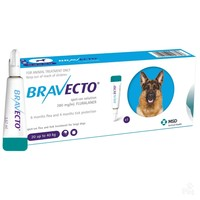 Bravecto 1000mg Spot-On Solution for Large Dogs (Single Pipette) big image