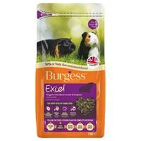 Burgess Excel Adult Guinea Pig with Blackcurrant & Oregano big image