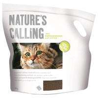 Natures Calling Cat Litter big image