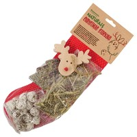 Rosewood Naturals Christmas Stocking for Small Animals big image