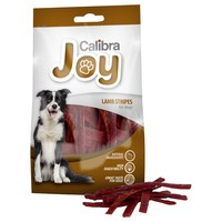 Calibra Joy Lamb Stripes Treats for Dogs 80g big image
