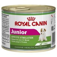 Royal Canin Junior Wet Dog Food big image