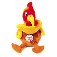 Chatterbox Cockerel Dog Toy big image