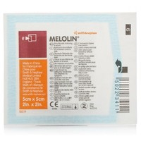 Smith & Nephew Melolin Wound Dressing (5cm x 5cm) big image