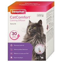 Beaphar CatComfort Calming Diffuser 30 Day Starter Kit big image